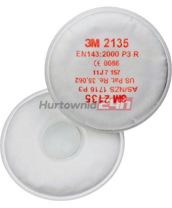 FILTRY PRZECIWPYŁOWE 3M-FI-2000-P3