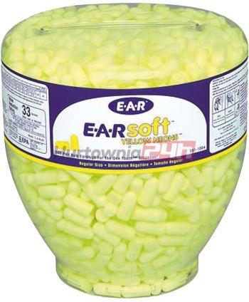 WKŁADKI PRZECIWHAŁASOWE 3M-EARSOFT-PD02 SE