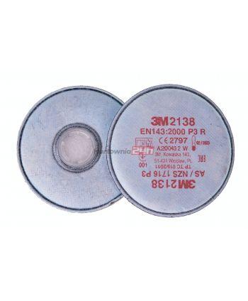 FILTR PRZECIWPYŁOWY 3M 2138 P3R