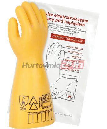 RĘKAWICE ELEKTROIZOLACYJNE RELSEC-2-5 Y